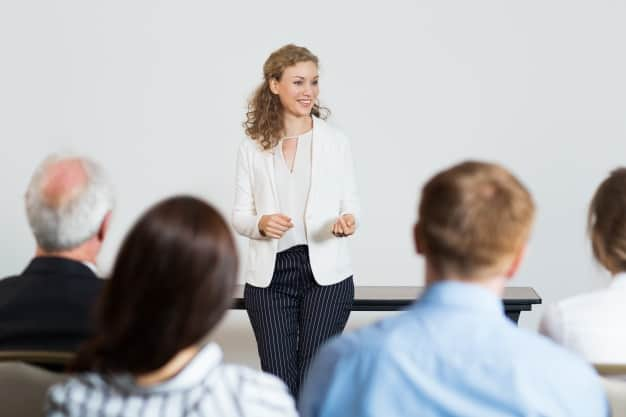 How To Get Over Your Fear Of Public Speaking?