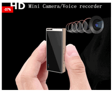 Mini Camera: Video And Voice Spy Recorder
