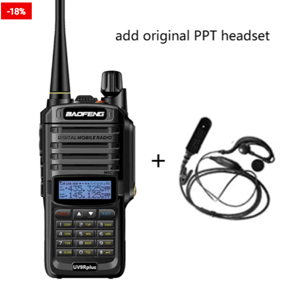 A Two Way Radio Walkie Talkie For Your Adventures